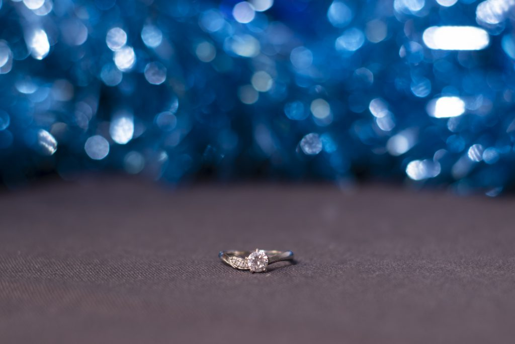 How to buy Halo engagement ring