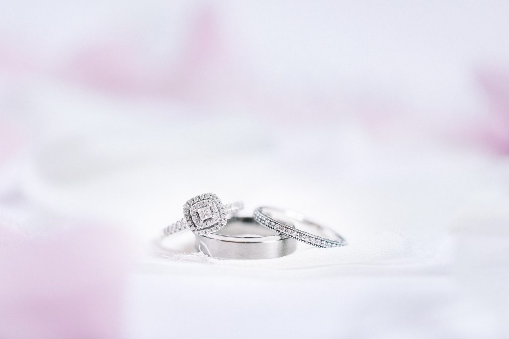 More about moissanite Wedding Bands, Rings, and Sets